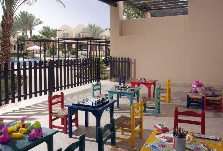 detsky klub, Jaz Makadina, Egypt