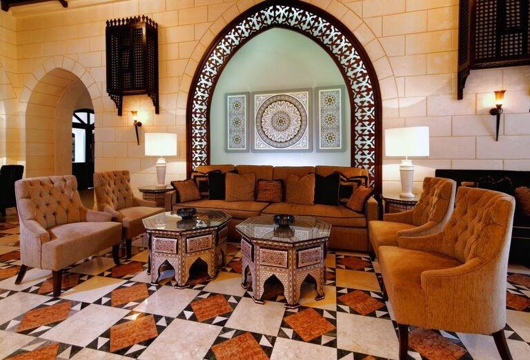 lobby, Jaz Makadina, Egypt
