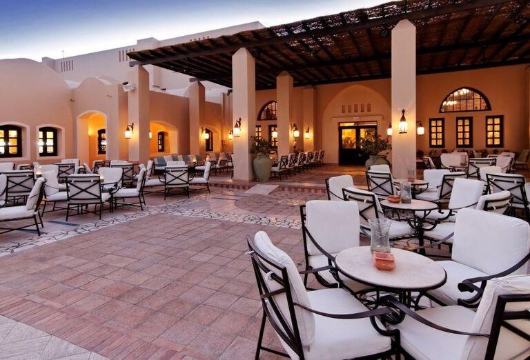 lobby terasa, Jaz Makadina, Egypt