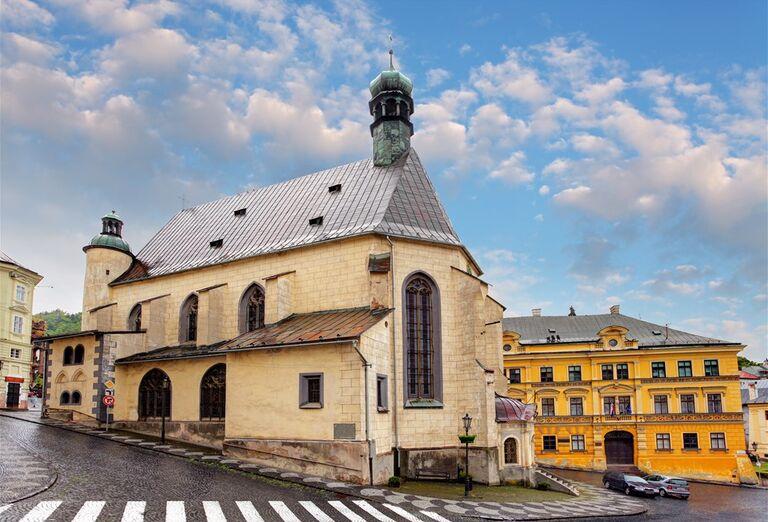 Kremnica a Banská Štiavnica, poznávací zájazd