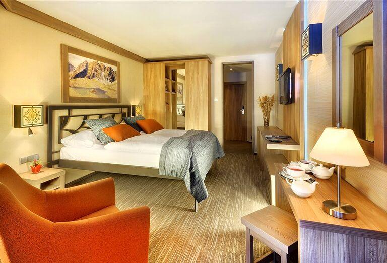 Ubytovanie Hotel Grand Jasná ****