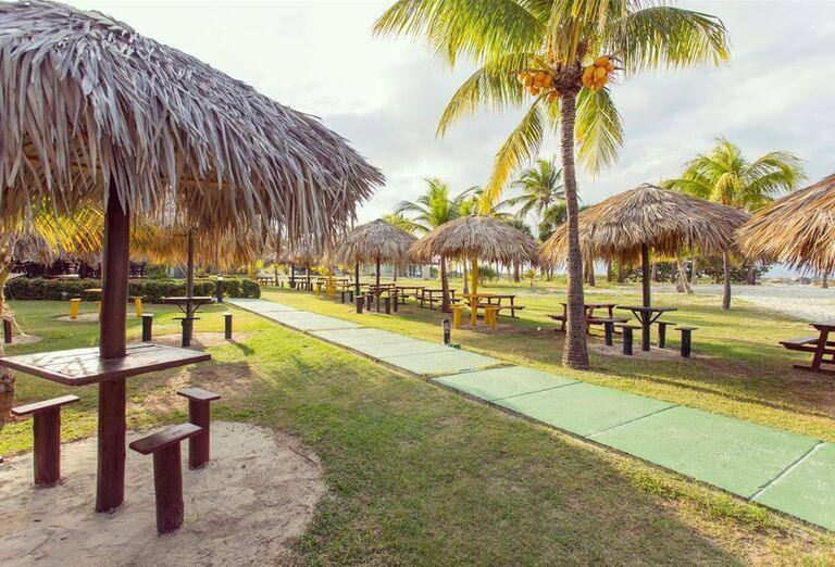 Pláž pri hoteli Be Live Experience Varadero