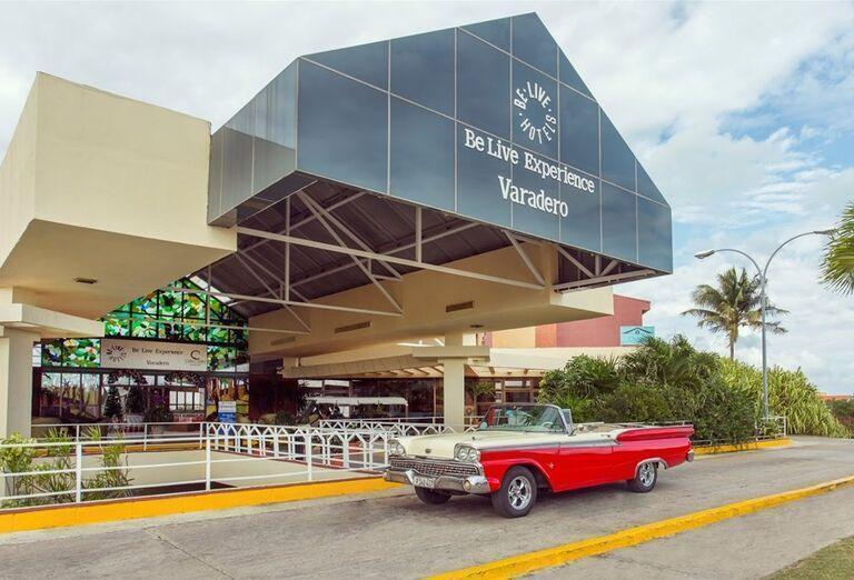 Vstup do hotela Be Live Experience Varadero