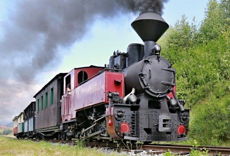 Čierny Balog, Čiernohronská železnička a Lesnícky skanzen, poznávací zájazd