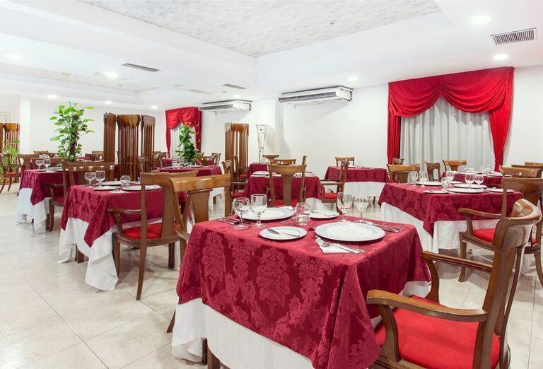 Jedáleň hotela Be Live Experience Varadero