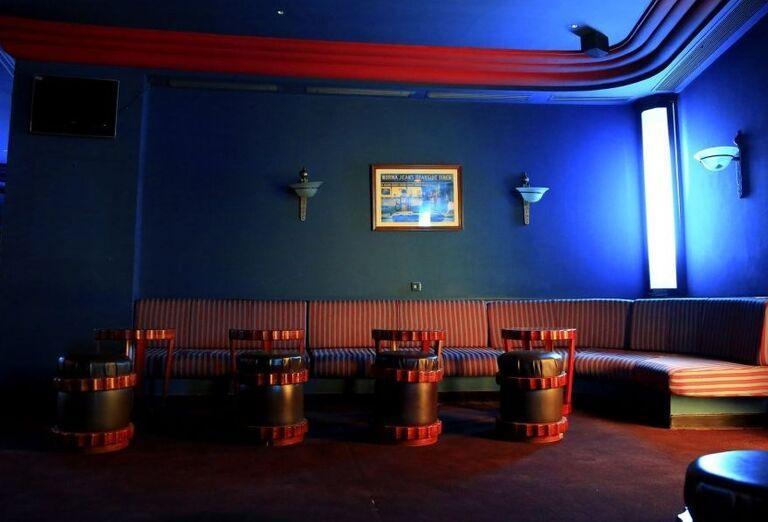 Bar v hoteli Labranda Royal Makadi