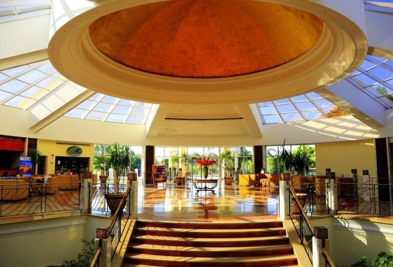 Vstupná hala hotela Labranda Royal Makadi