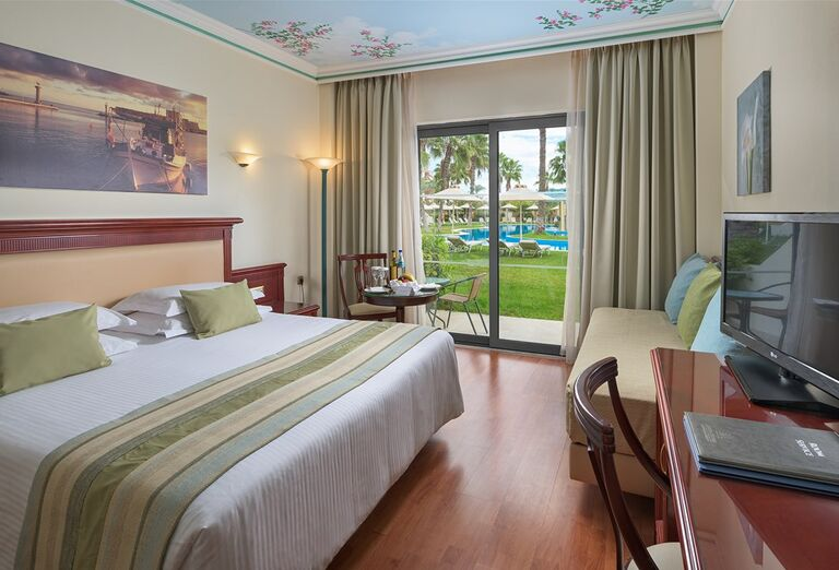 Ubytovanie Hotel Atrium Palace Thalasso Spa & Villas *****