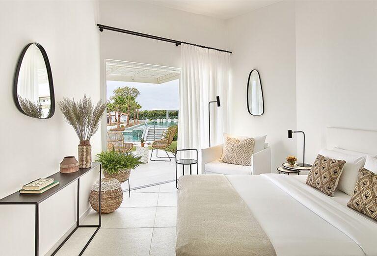 Ubytovanie Hotel Grecotel Margo Bay ( ex Pella Beach Grecotel Premium ) *****