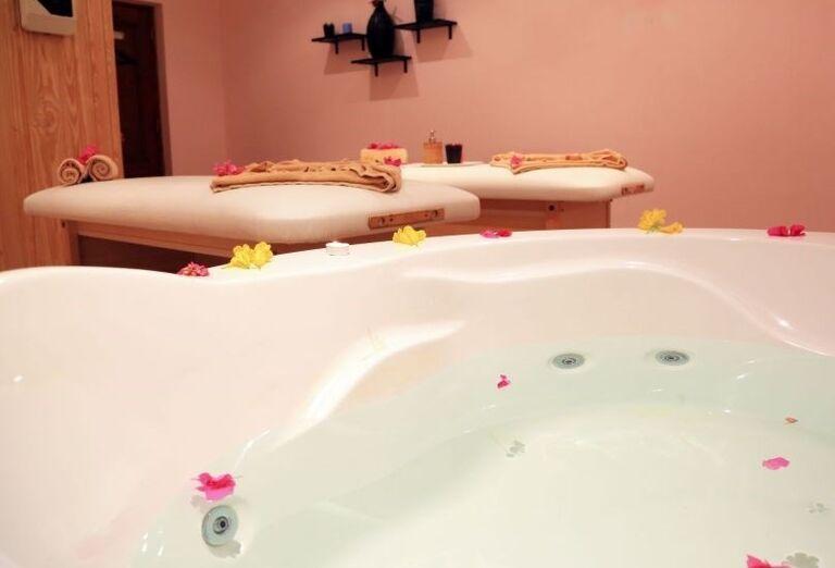 Wellnes v hoteli Labranda Royal Makadi