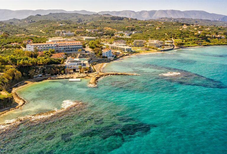 Pláž Hotel Alexandra Beach *****