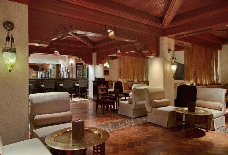 Interiér hotela - Hotel Hilton Resort & Spa Ras Al Khaimah