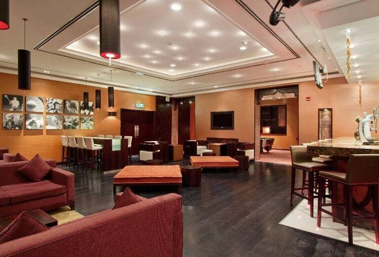 Interiér hotela