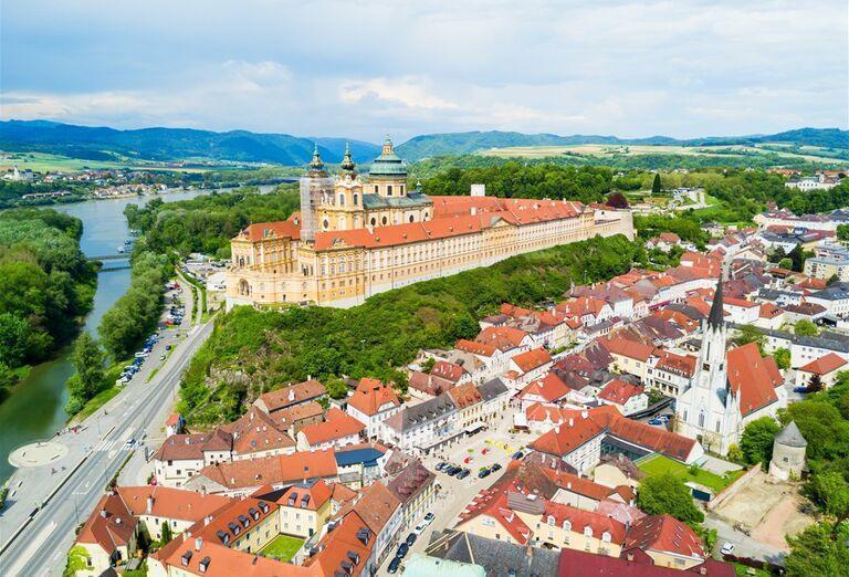 Veľký okruh Rakúskom, poznávací zájazd