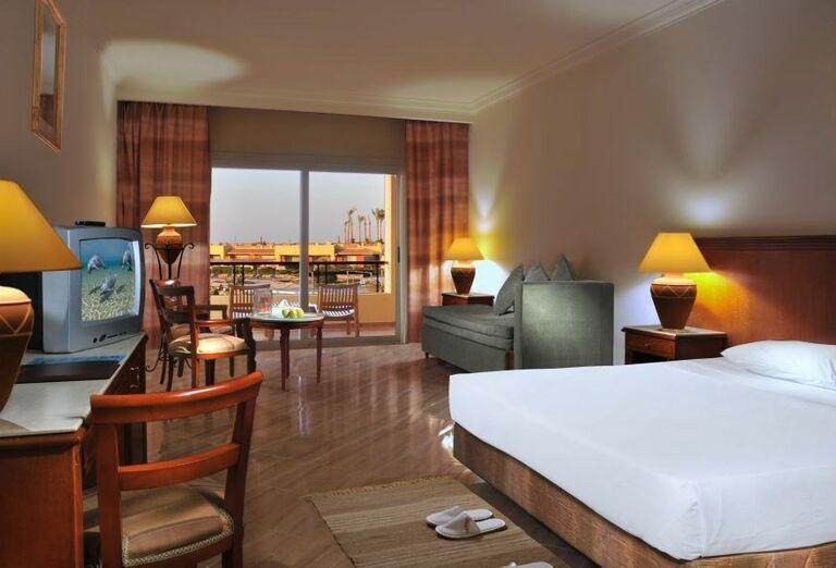 Ubytovanie Hotel Malikia Resort Abu Dabbab *****