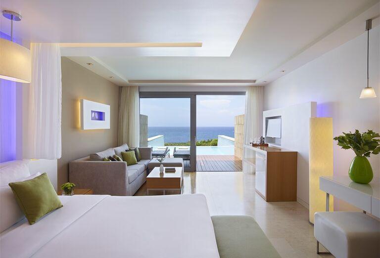 Ubytovanie Hotel Elite Suites by Rhodes Bay *****