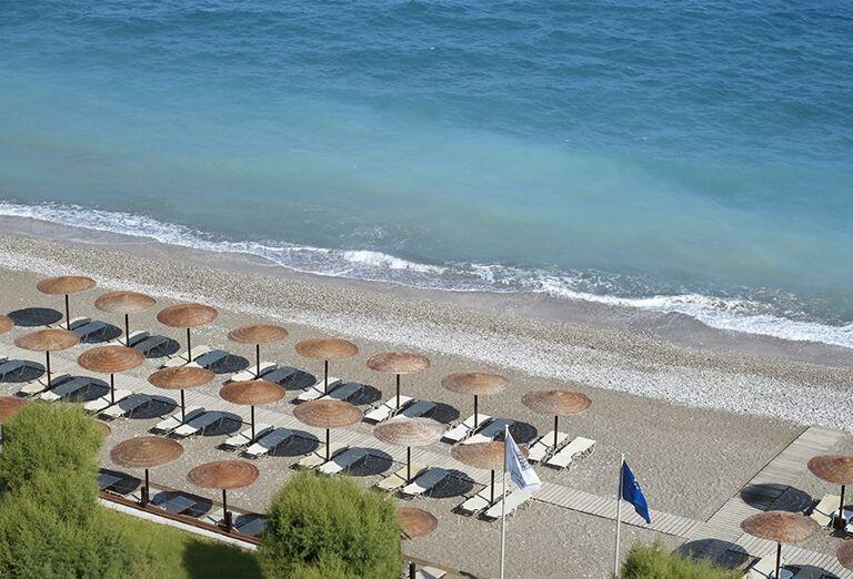 Pláž Hotel Elite Suites by Rhodes Bay *****