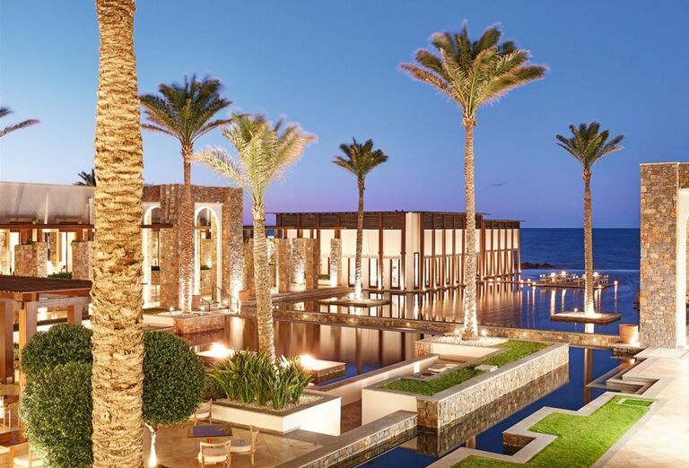 Ostatné Hotel Amirandes Grecotel Exclusive Resort *****