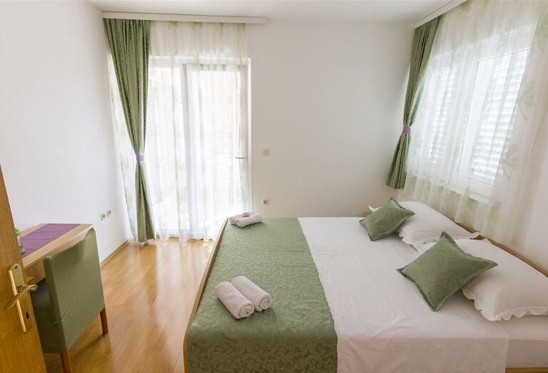 Ubytovanie Apartmánový Dom Mario ***
