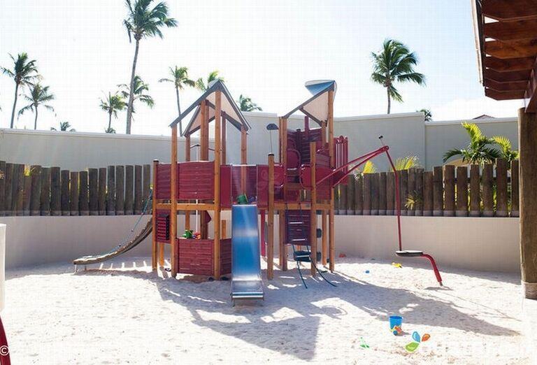 Ihrisko pre deti  v hoteli Now Larimar Punta Cana