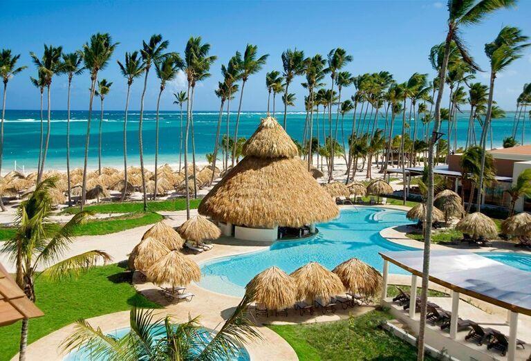 Areál hotela Now Larimar Punta Cana