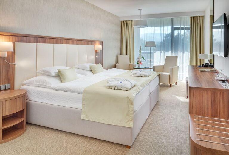 Ubytovanie v hoteli Danubius Health Spa Resort Esplanade