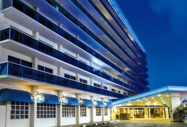 Ocean Sky & Resort - Areál hotela