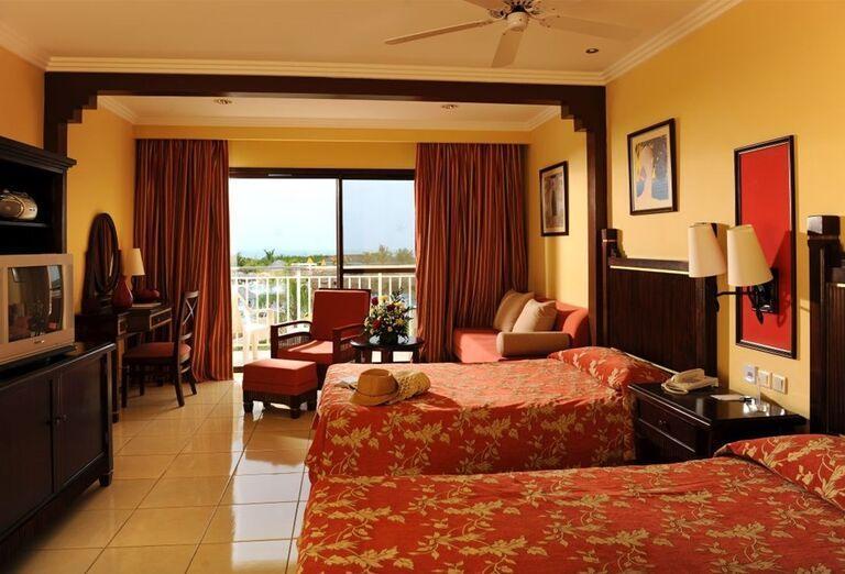 Izba v hoteli Iberostar Laguna Azul