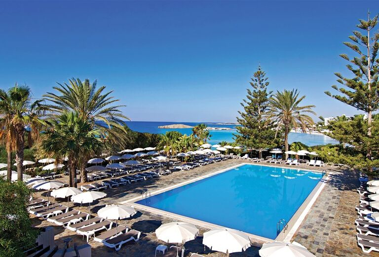Vodný svet Hotel Nissi Beach Resort ****+