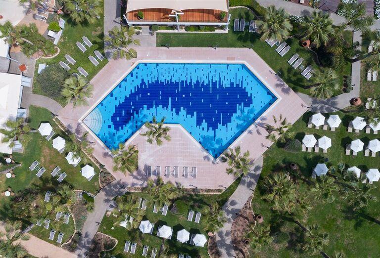 Vodný svet Aquamare Beach Hotel & Spa ****