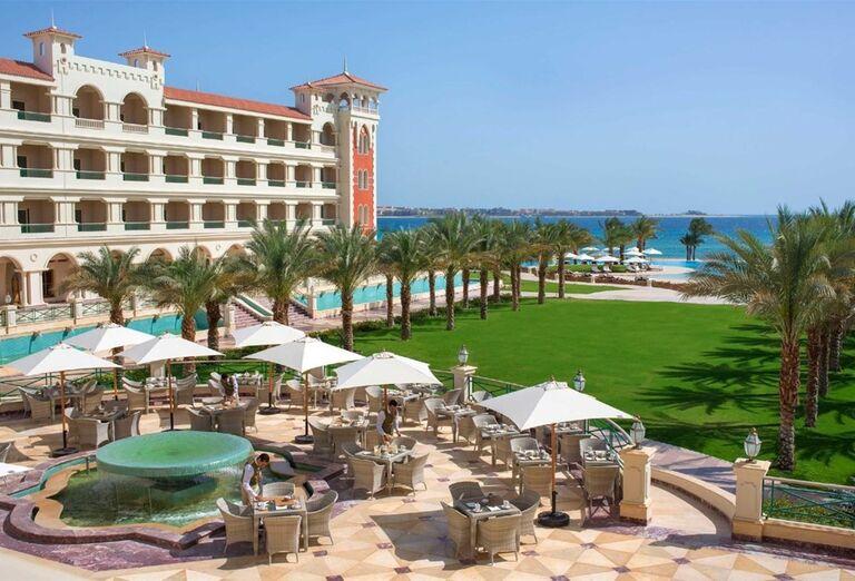 Pohľad na hotel Baron Palace Resort