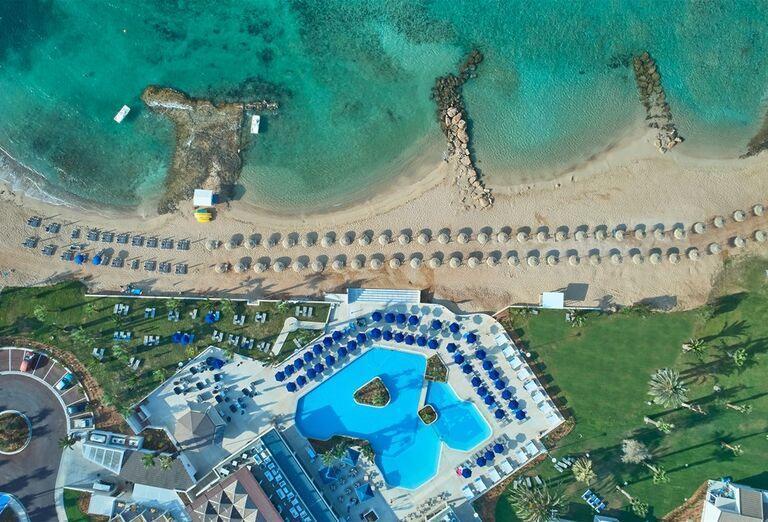 Pláž Hotel Atlantica Mare Village *****