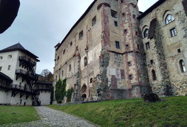 Ostatné Banská Štiavnica, kláštor Bzovík, Vartovka, Sebechleby, Brhlovce