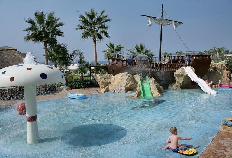 Pre deti Aquamare Beach Hotel & Spa ****