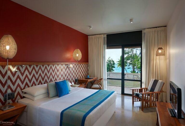 Dvojlôžková izba s balkónom a výhľadom na more