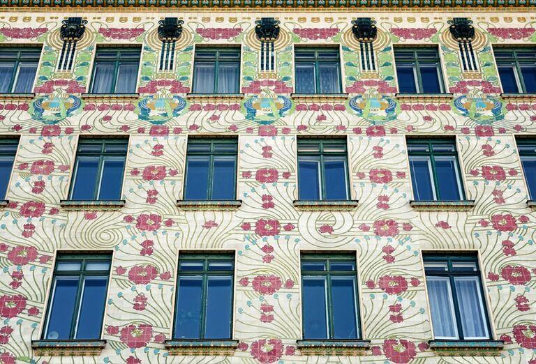 Ostatné Secesná Viedeň