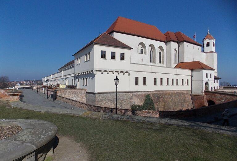 Slavkov u Brna a zámok Bučovice, poznávací zájazd