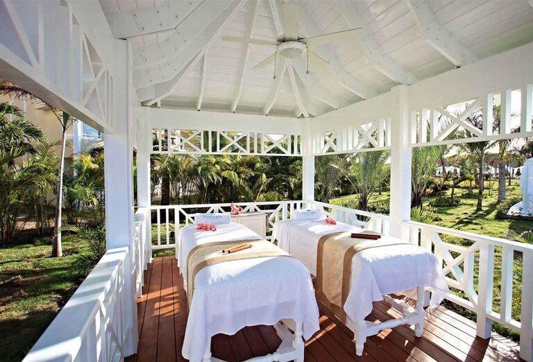 Masérske služby v hoteli Luxury Bahia Principe Ambar