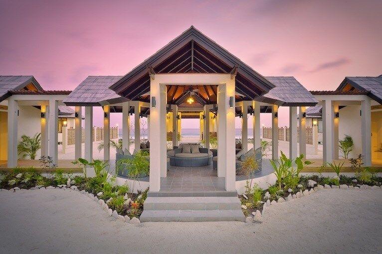 Exteriér hotela Atmosphere Kanifushi Maldives