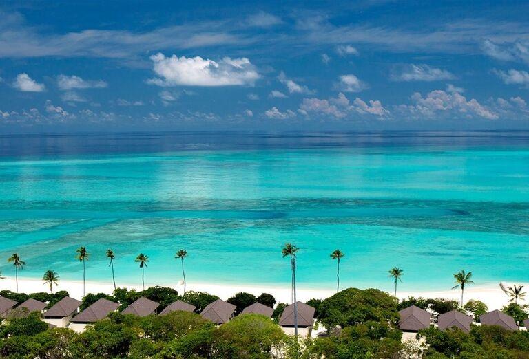 Ubytovanie priamo pri mori - Hotelový Resort Hotel Atmosphere Kanifushi Maldives