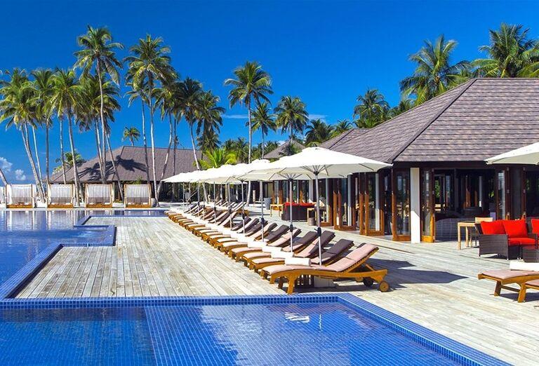 Exteriér hotela Atmosphere Kanifushi Maldives - Hotelový Resort Hotel Atmosphere Kanifushi Maldives
