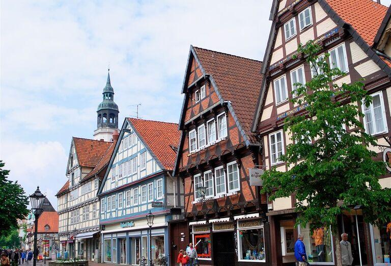 Dolné Sasko, poznávací zájazd