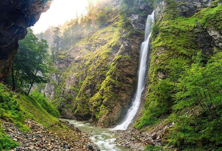 Ostatné Úchvatné prírodné krásy Rakúska