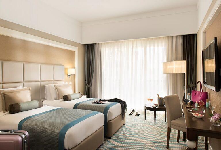 Ubytovanie v hoteli Rixos Bab Al Bahr