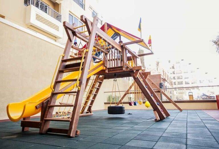 Ihrisko pre deti v hoteli Rixos Bab Al Bahr
