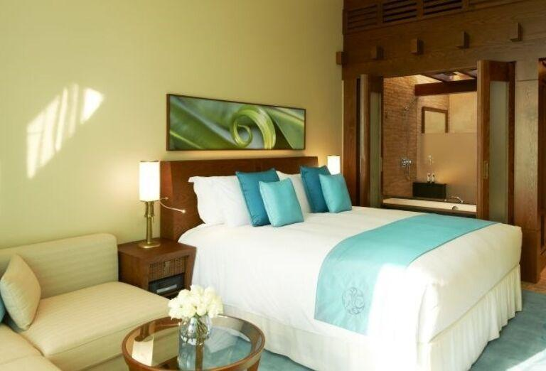 Izba v hoteli Sofitel Dubai The Palm Resort & Spa