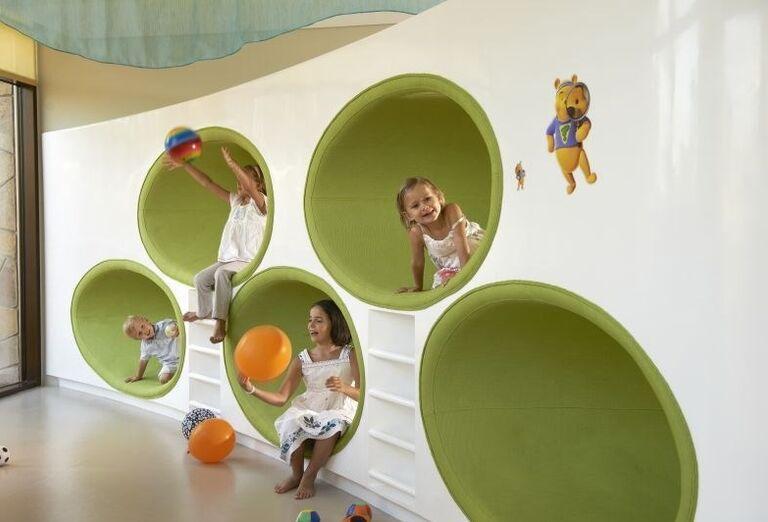 Atrakcie pre deti v hoteli Sofitel Dubai The Palm Resort & Spa