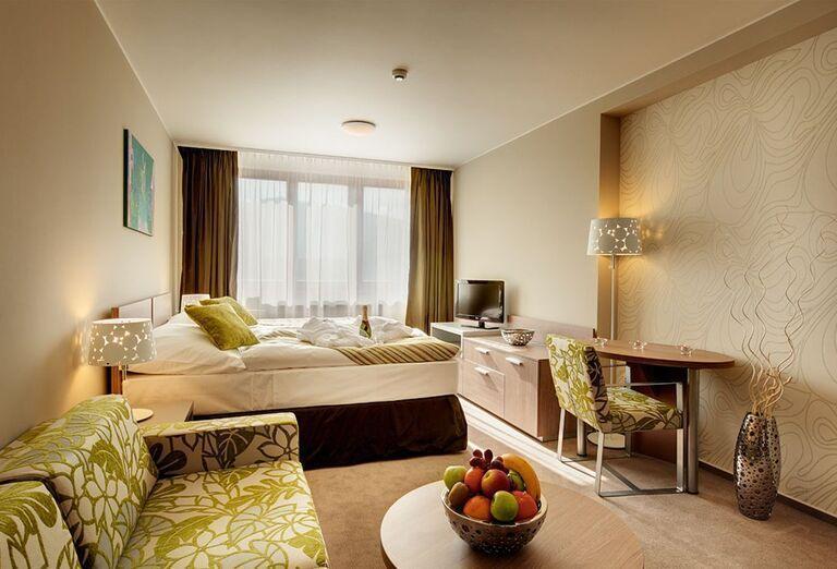 Ostatné Hotel Bystrá ***