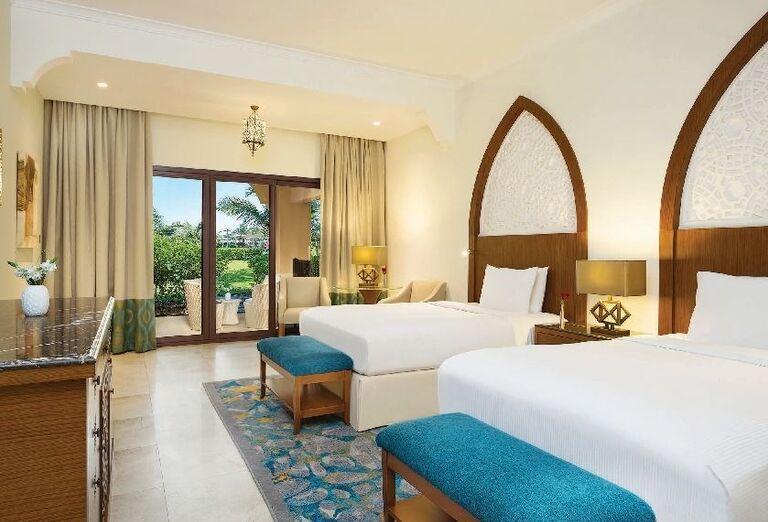 Izba v hoteli Doubletree by Hilton Resort & Spa Marjan Island