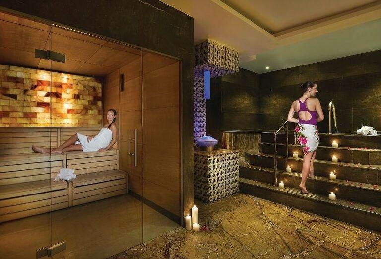 Wellness v hoteli Doubletree by Hilton Resort & Spa Marjan Island